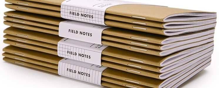 Things That Are So Good That I Can't Live Without Them: Field Notes